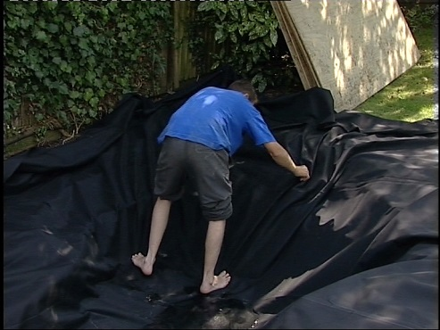 SealEco EPDM pond liner